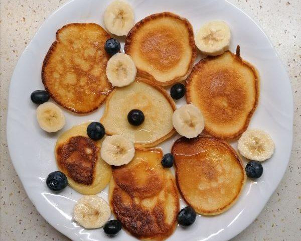 Przepis na Pancakes w 10 minut